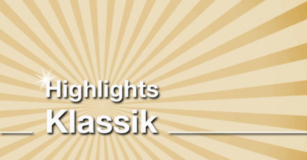 Klassik-Highlights im courier 10/2020