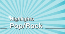 Pop/Rock-Highlights im courier 04/2018