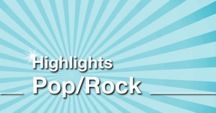 Pop/Rock-Highlights im courier 10/2020
