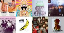 10 Alben, die 2017 ihren 50. Geburtstag feiern