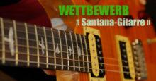 Das Gewinnervideo zur Santana-Gitarre