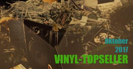Vinyl-Topseller Oktober 2017