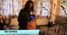 Shit Happens – Mit Video: die Übergabe der Santana-Gitarre an die Gewinner