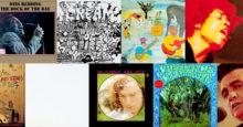 10 Alben, die 2018 ihren 50. Geburtstag feiern