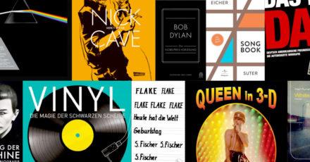 10 lesenswerte Musikbücher, die 2017 erschienen sind