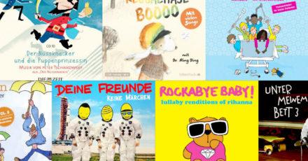 »7 etwas andere Alben für Kinder«