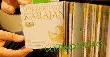 Unboxing Karajan: das umfangreichste Klassik-Box-Set aller Zeiten