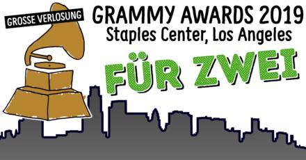 [Beendet] Grammy-Tickets für 2019 mit Reise nach Los Angeles zu gewinnen