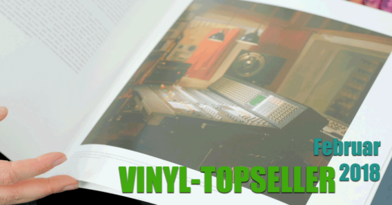 Vinyl-Topseller Februar 2018