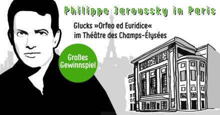 Gewinnspiel: Wir schicken euch zur Premiere von »Orfeo ed Euridice« mit Philippe Jaroussky in Paris