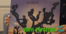 Vinyl-Topseller Mai 2018