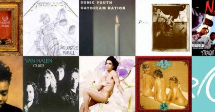 10 Alben, die 2018 ihren 30. Geburtstag feiern
