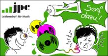 Senf dazu: Farbiges Vinyl: Sieht gut aus, klingt bescheiden?! (Folge 4)