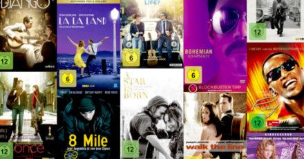 11 Musikfilme, die ihr euch unbedingt ansehen solltet