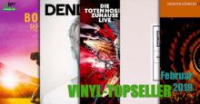 Vinyl-Topseller Februar 2019