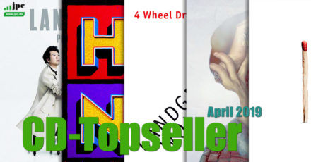 CD-Topseller April 2019