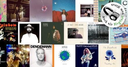 Rückblick: Alle »Vinyl-Neuheiten der Woche« aus der ersten Hälfte des Jahres 2019