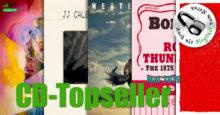 CD-Topseller Mai 2019