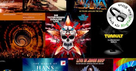 11 Konzertalben, die ihr 2019 nicht verpasst haben solltet (Teil 1)