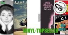 Vinyl-Topseller Mai 2019