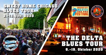 jpc präsentiert: das Blues-Doppelpack – Zwei spannende Reiseangebote für Bluesfans