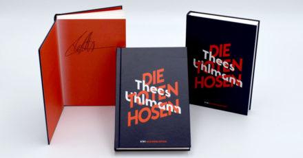 Gewinnspiel: Wir verlosen 3 signierte »Thees Uhlmann über Die Toten Hosen«-Bücher – beendet ! –