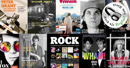 10 Musikbücher, die ihr 2019 nicht verpasst haben solltet