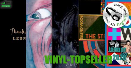 Vinyl-Topseller Januar 2020