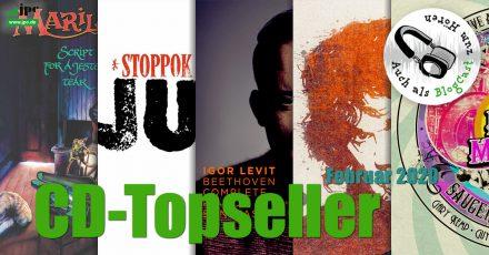 CD-Topseller Februar 2020