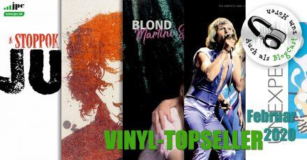 Vinyl-Topseller Februar 2020