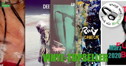 Vinyl-Topseller März 2020