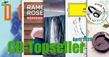 CD-Topseller April 2020