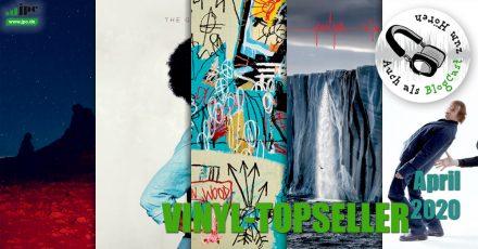 Vinyl-Topseller April 2020