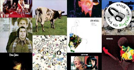 10 Alben, die 2020 bereits ihren 50. Geburtstag feiern