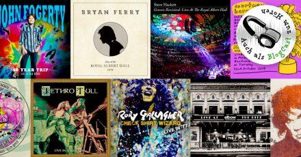 9 Konzertalben, die ihr 2020 nicht verpasst haben solltet (Teil 1)