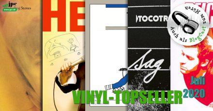 Vinyl-Topseller Juli 2020