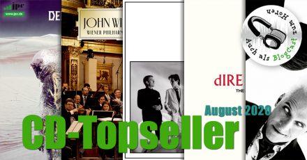 CD-Topseller August 2020