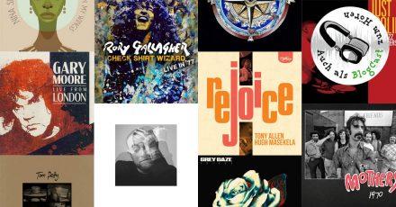 10 posthume Alben, die 2020 den Weg aus den Archiven ans Tageslicht gefunden haben
