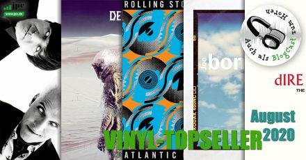 Vinyl-Topseller August 2020