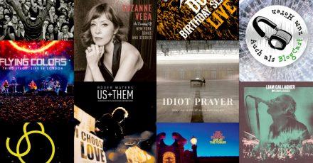 11 Konzertalben, die ihr 2020 nicht verpasst haben solltet (Teil 2)