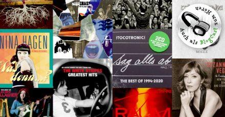 10 Best-of-Alben, die ihr 2020 nicht verpasst haben solltet