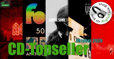 CD-Topseller Oktober 2020
