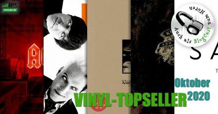 Vinyl-Topseller Oktober 2020