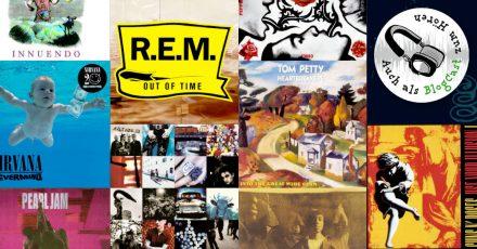 10 Alben, die 2021 bereits ihren 30. Geburtstag feiern