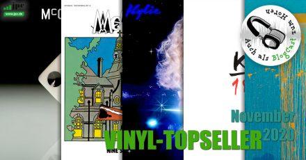 Vinyl-Topseller November 2020