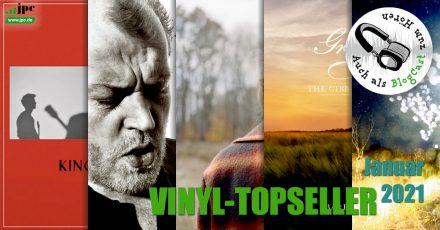 Vinyl-Topseller Januar 2021