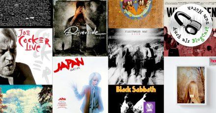 10 Vinyl-Reissues, die du 2021 nicht verpasst haben solltest. (Teil 1)