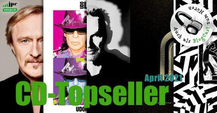 CD-Topseller April 2021
