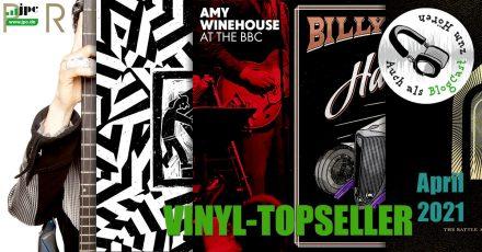 Vinyl-Topseller April 2021
