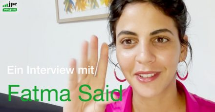 Ein Interview mit Fatma Said